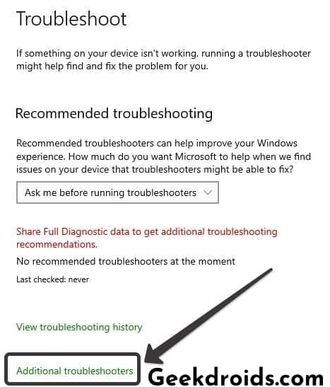 additional_troubleshooters