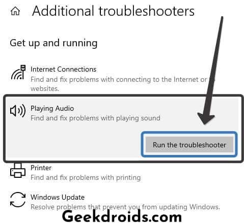 playing_audio_troubleshooter